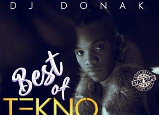 DJ Donak – Best Of Tekno Mixtape 2020