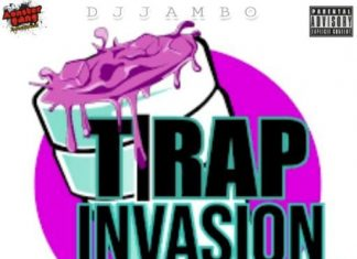 Dj Jambo – Trap Invasion (Foreign Mixtape 2020)