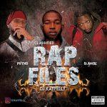 DJ Kayfelly - Classified Rap Files Mixtape (Best Naija Hardcore Rap Mp3 Songs)