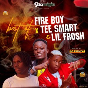 Dj Khent – Best Of Fireboy X Tee Smart & Lil Frosh