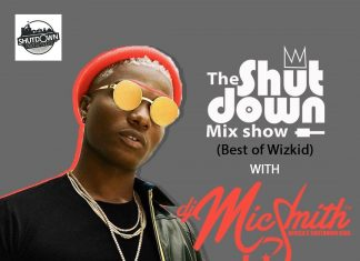 DJ Mic Smith –  Best Of Wizkid Mixtape 2020 (The Shutdown Mix)