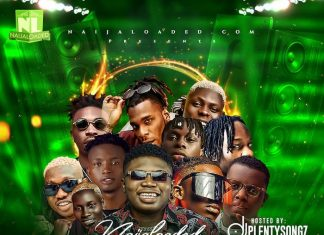 DJ PlentySongz – Naijaloaded Isolation Mix 2020