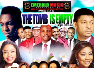 Dj Real - The Tomb Is Empty Gospel Online Mix