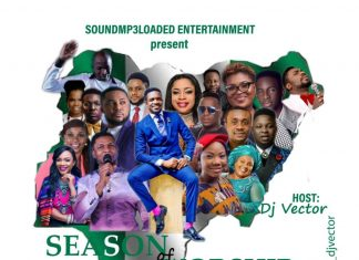 Dj Vector – Season of Worship Mix
