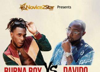 "DJ Ayi – ""Davido Vs Burna Boy"" (Battle Of Hits Mix)"