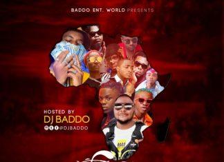 Dj Baddo - Afro Mando Mix (AfroBeat Mixtape)