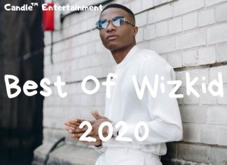 DJ Candle – Best Of Wizkid Mix 2020