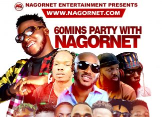 DJ NAvijay Ft DJ Kaywise – 60mins Party With Nagornet Mix