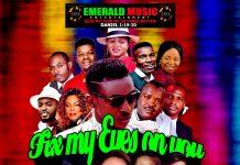 Dj Real - My Eyes On You Online Gospel Mix 2020