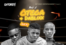 Dj Tunzy – Best Of Otega & Dablixx Osha Mix