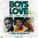 World Exceptional DJ – Best Of Fireboy, Joeboy & Rema Mixtape