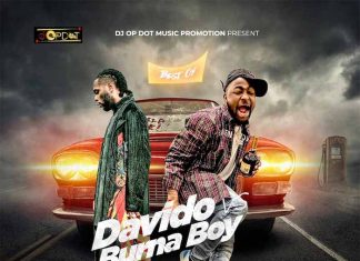 Davido Vs Burna Boy DJ Mix (Battle Of Hits Mix)