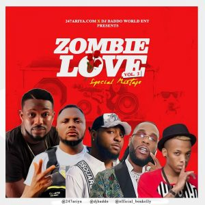 DJ Baddo - Zombie Love (Special Mix)