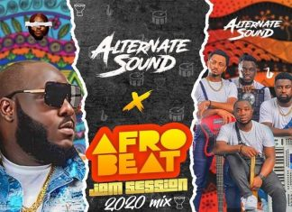 DJ Big N X Alternate Sound - AfroBeat Jam Session Mix 2020