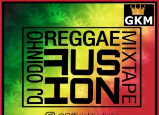 Dj Odinho - Reggae Afro Fussion Mix (Luckydube, bobmarley, Pryme,Sia, Postmalone, Omi, Busy signal