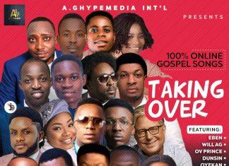 Dj Oyinzi - Taking Over Gospel Mix (2020 Christian Mp3 Songs)