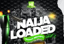 DJ PlentySongz - Naijaloaded Street Mix (Vol. 1) 2020