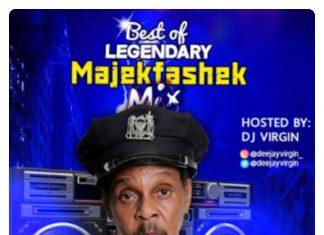 DJ Virgin – Best of Majek Fashek Mix
