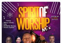 DJ Virgin - Spirit of Worship Nigeria Christian Mp3 Songs Mix