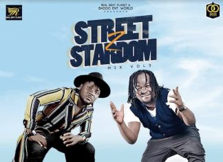 DJ Baddo X DJ Real - Street To Stardom Mixtape Vol. 3