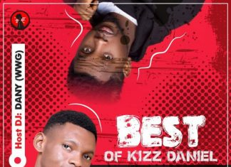 Dj Danny - Best Of Kizz Daniel Mix 2020