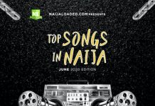 DJ Davisy - NL Top Songs In Naija Mix June 2020