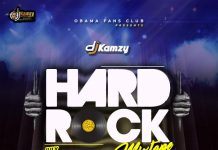 DJ Kamzy - Hard Rock Mixtape (July Edition 2020)