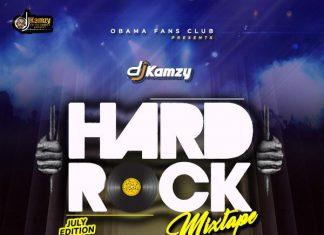 DJ Kamzy - Hard Rock Mixtape (July Edition 2020)