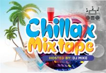 DJ Mike - Chillax Mixtape 2020