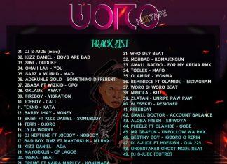 DJ S-Jude - Woro Mixtape 2020