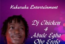 DJ Chicken – Obo Erofo Mixtape (For Abule Egba) 2020