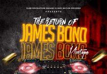 DJ Eazi007 – Return Of James Bond Mixtape