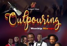 DJ Hollat x Gospel Vibes - Outpouring Worship Mixtape 2020