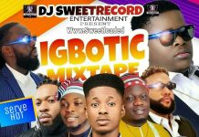 DJ SweetRecord – IGbotic Mix 2020