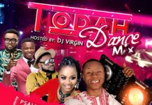 DJ Virgin - Todah Dance Mix (Gospel Dance Mixtape)