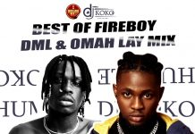 Best Of Fireboy & Omah Lay DJ Mix - Omah Lay VS Fireboy Mixtape