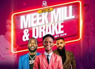 DJ Wapsam – Best Of Meek Mill & Drake MIX (Latest HipHop Mix)