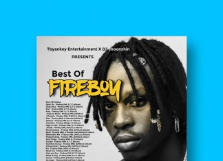 TBYankey X Dj Jhoonzhin – Best Of Fireboy Mixtape (Latest Songs)