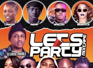 DJ CauseTrouble – Lets Party Mix 2020