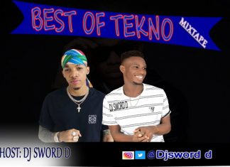 Dj Sword D - Best of Tekno