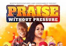 Kingdomboiz New Gospel DJ Mix - Praise Without Pressure