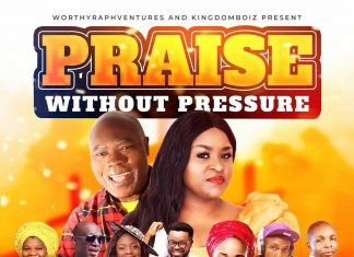 Kingdomboiz New Gospel DJ Mix - Praise Without Pressure