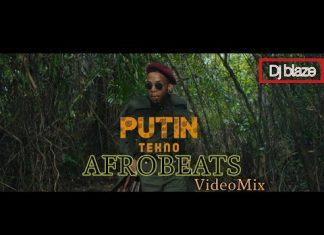 [December Video Mixtape 2020] DJ Blaze – Afrobeat Naija Mix