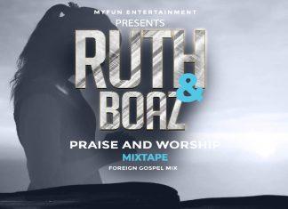 Evan Chuks - Foreign Gospel Mix (American Worship Mixtape)