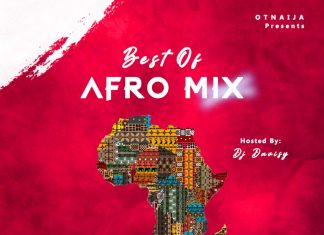 Pope Dablack x Dj Davisy – Best Of Afro Mix