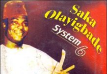 Saka Olayigbade Greatest Hits Mixtape (Best Of Saka Olayigbade Songs)